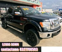 Ford - F-150 - LARIAT 4×4-2011 $2800 DOWN PAYMENT Houston