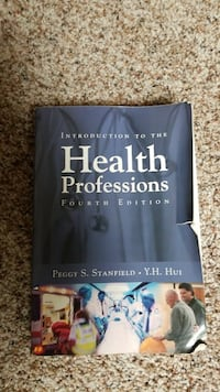 Health professions fourth edition by Peggy S. Stan Baraboo, 53913