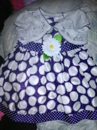 Sweet Heart Rose 2 pc dress size 24M Port Neches, 77651
