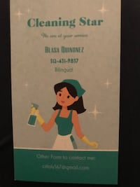 Cleaning services Austin, 78724