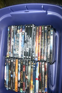 34 DVD Movie Collection