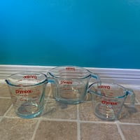 Pyrex Measuring 1,2,4 Cup Grand Bay, 36541