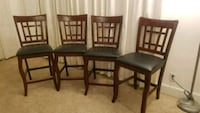 4 Dining Chairs Norwalk, 90650
