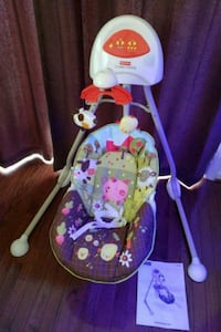 Fisher price baby swing Warrenton