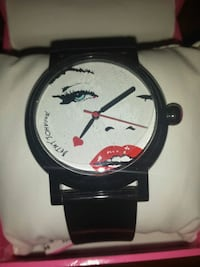 Rare Betsey Johnson Watch new in box Mississauga, L5G 1G8
