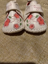 0-3 leather baby shoes Adams  Brooklyn Park, 55445