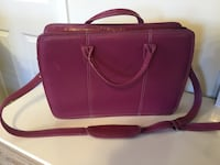 Vintage look - pink leather case Calgary, T3A 6H4