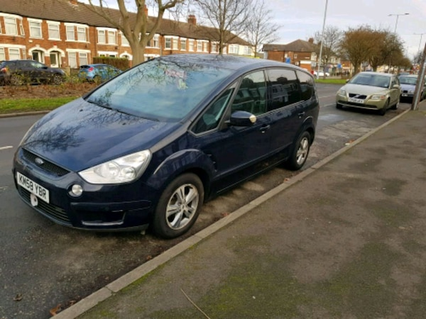 Ford - s max - 2008