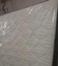 Brand New Queen Pillowtop Mattress Set Las Vegas