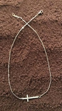 silver necklace Bloomfield Hills, 48304