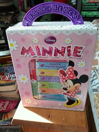 Minnie Disneyland little books  545 km