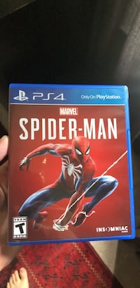 Spider-Man ps4 Chantilly, 20152