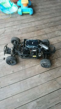 black and gray remote control gas powered car  Burnsville, 26335