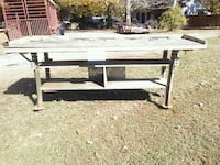 Work bench table  Belvidere, 37306