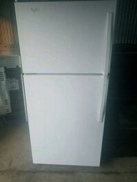 white top-mount refrigerator Temple Hills, 20748