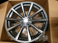 """Wheels 18"""" mags  5x114.3 new in box"""