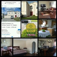 HOUSE For Sale 4+BR 2.5BA Winter Haven