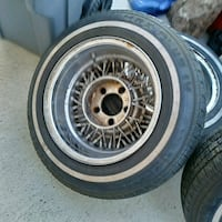 Lowrider rims. Still have them 4/01/2020