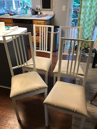 Dining room chairs Leesburg, 20176