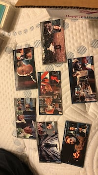 X-Files collector episode cards  48 km