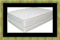 King double pillowtop mattress with split box Fairfax