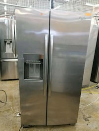 Side by side refrigerator Irving