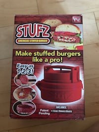 Stufz Americas Stuffed Burger Arlington, 22206