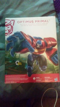 Transformers Optimus Primal Year of the Monkey limited edition