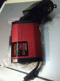 Portable Battery charger  2277 mi