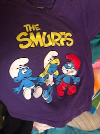 Smurf's  t shirt  Los Angeles, 91331