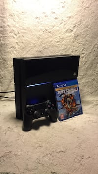 PlayStation 4 1TB lagringsplass