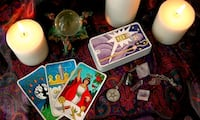 Tarot card reading West Hollywood