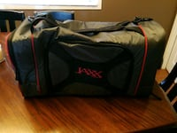 Gym / duffel bag with cooler Woodstock
