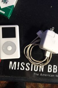 Apple iPod 30gig with charger and a belkin voice recorder  Alexandria, 22303