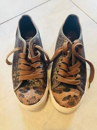 Sneakers leopardate num. 38 Agliana, 51031
