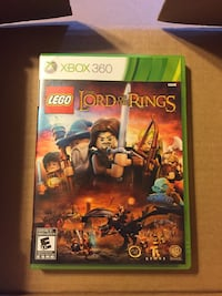 Lego Lord Of The Rings for XBOX360 Ajax, L1T 1T8