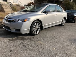 2010 Honda Civic Maryland Inspected