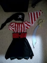 Girl's Pirate Costume Brampton, L6T 2S7