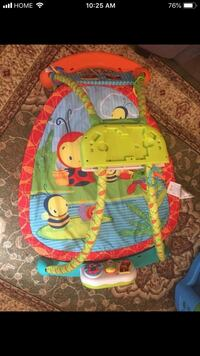 Playmat bright Starts excellent condition  Toronto, M6N 2E1