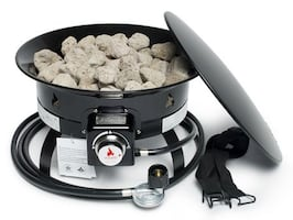 Brand New Deluxe Fire Bowl