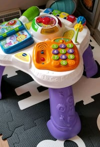 Vtech sit and stand table Hanover, 17331