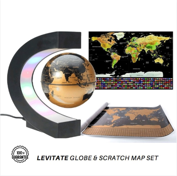 Levitating Globe Lap and World Scratch off Map on holographic map, silver map, scratchable map, luckies scratch map, white map, world map, hubbard lake map, gourmet scratch map, black map, deluxe scratch map, scratch map state, stitching map, travel map, europe scratch map, scratch map framed, maryland city map, green map, red map, check off map,