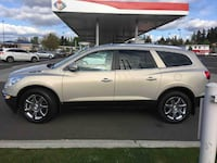 2010 BUICK ENCLAVE CXL AWD, FINANCING AVAILABLE FOR EVERY CREDIT SITUATION, GOOD, BAD OR NO CREDIT! Vancouver