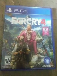 Ps4 Farcry 4 Porterville, 93257