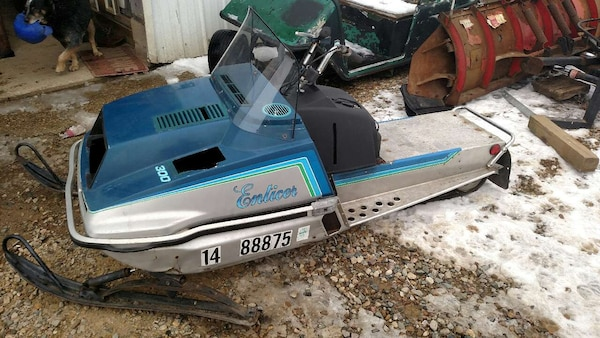 Used Yamaha enticer 300 for sale in Coldwater - letgo