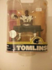 LaDainian Tomlinson collectable Frederick, 21704