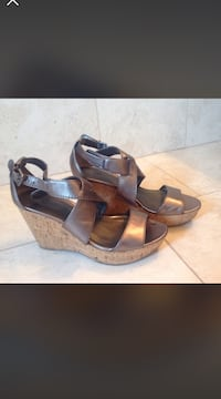 Nine West Wedges Size 9