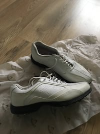 chaussures de golf Callaway blanches taille 36,5