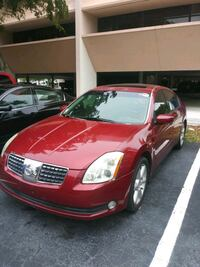 Nissan maxima REDUCED TO SELL Fort Myers