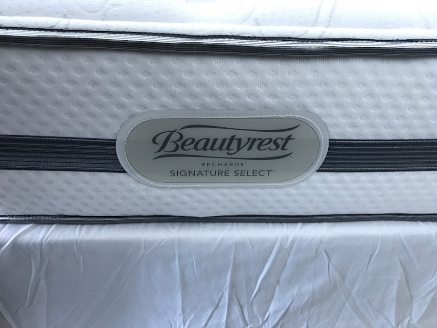 simmons beautyrest recharge signature select ashaway 11 plush mattress. simmons beautyrest recharge signature select ashaway 11 plush mattress queen size in miami - letgo e